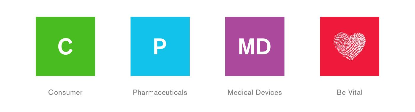 corporate division branding