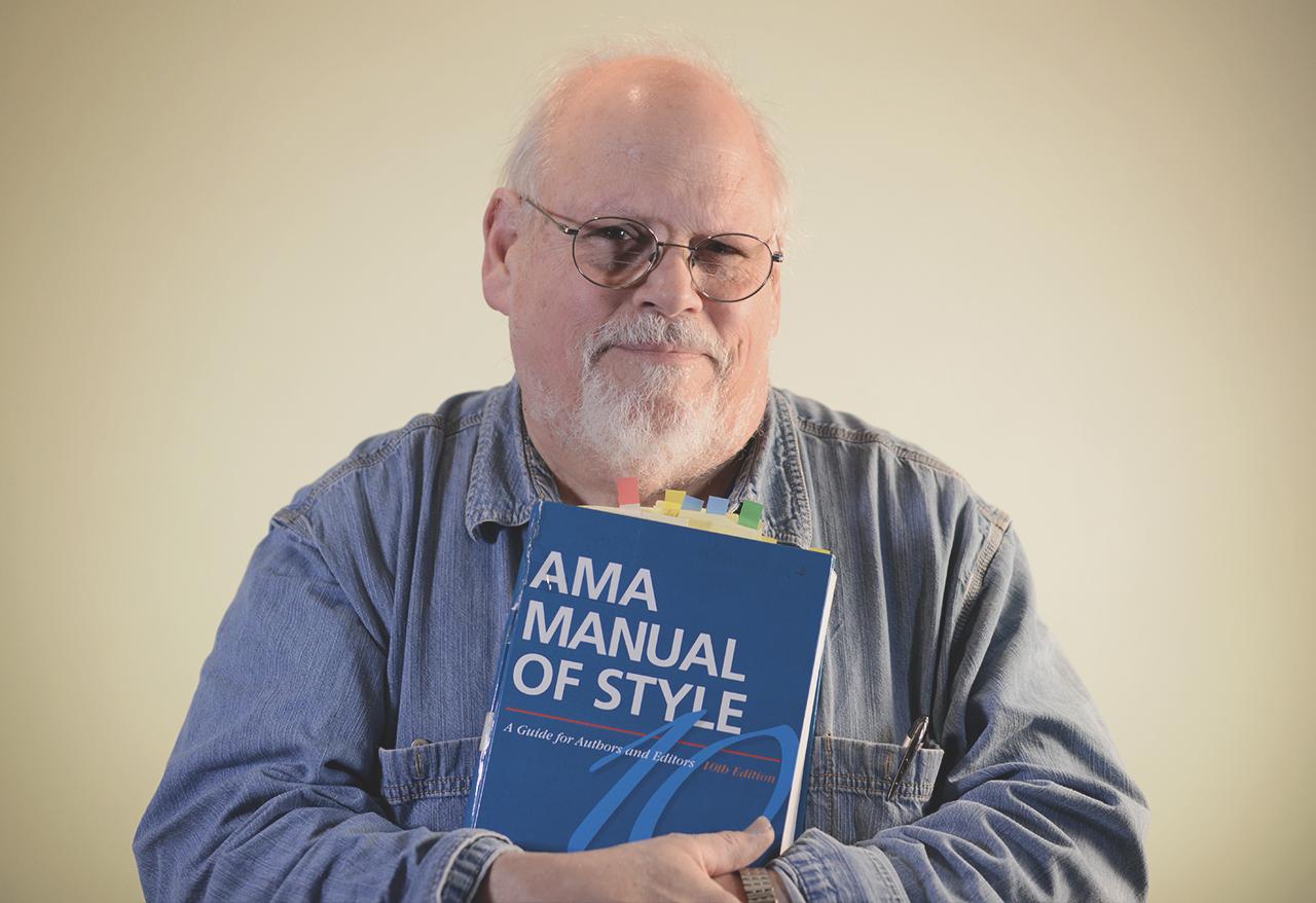 portrait of Anders Hansen