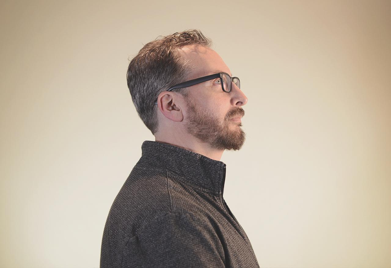 portrait of Matt Chansky