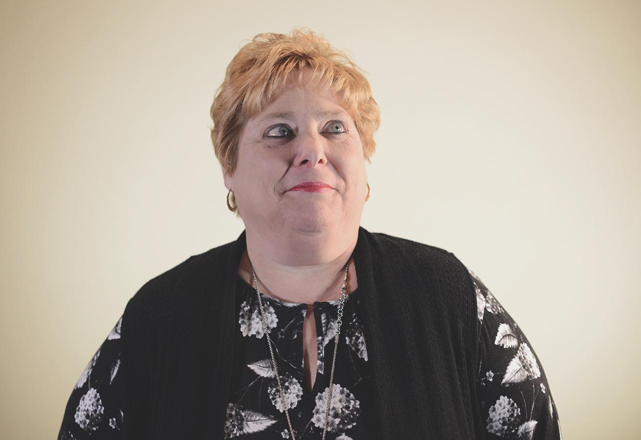 portrait of Karen Van Doren