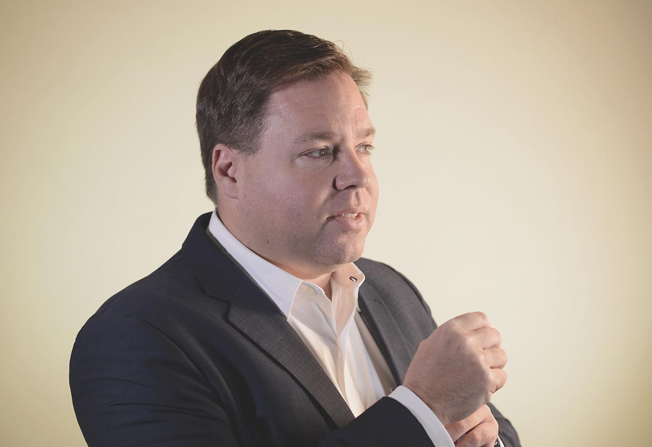 portrait of Ryan Obenauf