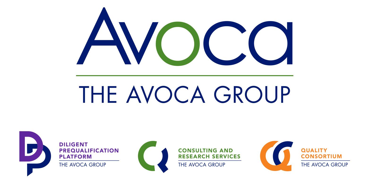 Avoca logo design